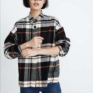 Madewell Flannel Bromley Shirt